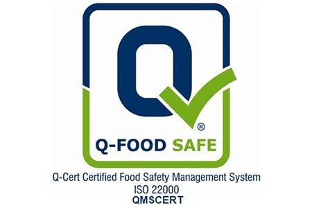 Ασφαλές σύστημα διαχείρισης τροφίμων (πιστοποίηση ISO 22000:2005) • Κτήμα Χειμωνίδη